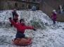 Schnee in Taxham