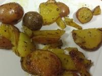 """so sehen sie aus unsere """"Kartoffelpommes"""""""