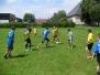 Fußballturnier am Abenteuerspielplatz Taxham