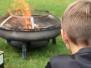 Das KOMM grillt