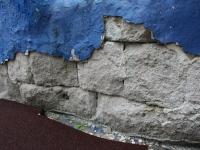 Schwere Schäden machten dem Drachen zu schaffen...