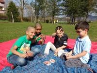 Picknick mit UNO