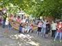 Gartenfest am Abenteuerspielplatz