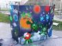 Graffiti Workshop im Mädchentreff BWS Lehen