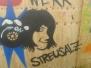 Graffitiaktion im Stadtwerk
