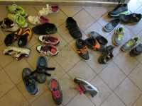 Schuh-Sammlung