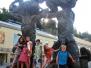 Der KOMM - Kindertreff besucht die Festung