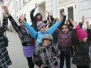 one billion rising - steht auf, streikt, tanzt!
