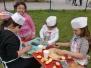 Osterferien Spielbus Kinderküche