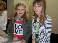 Hannah und Greta