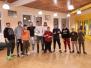 Selbstverteidigungs-Workshop im KOMM-Burschentreff