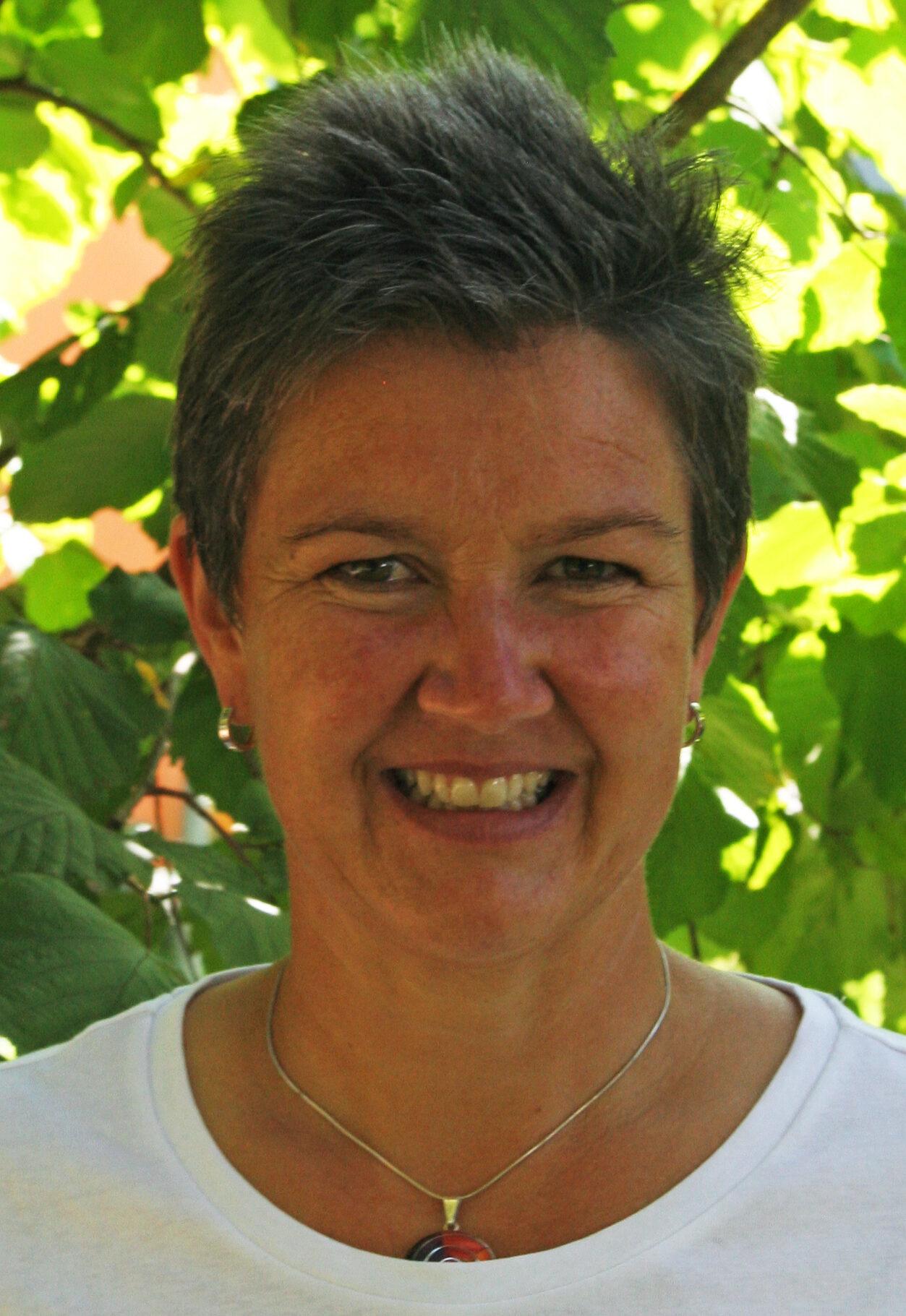 Brigitte Hutegger, MA