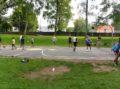 Sportlich unterwegs mit Streusalz Lehen
