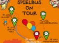 Spielbus on Tour