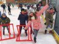 """Let's fetz!"" – KIZ Lehen auf dem Eis"